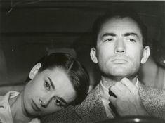savage-garden: Audrey Hepburn & Gregory Peck in Roman...
