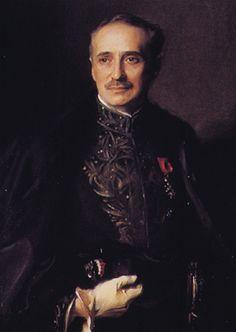 Armand Antoine XII de Gramont, 12e. Duc de Gramont, Prince de Bidache (1879-1962).
