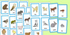animals and their young matching cards Matching Games For Toddlers, Animal Matching Game, Young Animal, Animal Babies, Infant Activities, Activities For Kids, Preschool Ideas, Zoo Animals, Funny Animals