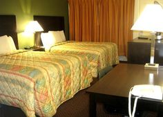 If hotel needed on drive: Thunderbird Lodge in Redding, CA -- approx midway