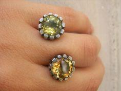 Heirloom Ring by aranajewelry on Etsy, $330.00