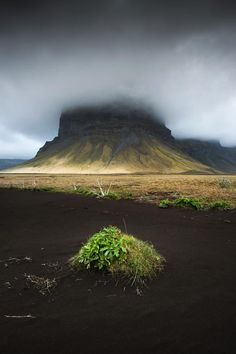 Lomagnupur Iceland by Julien Boisard