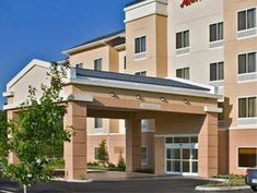 Corbin (KY) Fairfield Inn Corbin United States, North America The 3-star Fairfield Inn Corbin offers comfort and convenience whether you're on business or holiday in Corbin (KY). Offering a variety of facilities and services, the hotel provides all you need for a good night's sleep. To be found at the hotel are free Wi-Fi in all rooms, 24-hour front desk, facilities for disabled guests, express check-in/check-out, newspapers. Television LCD/plasma screen, air conditioning, hea...