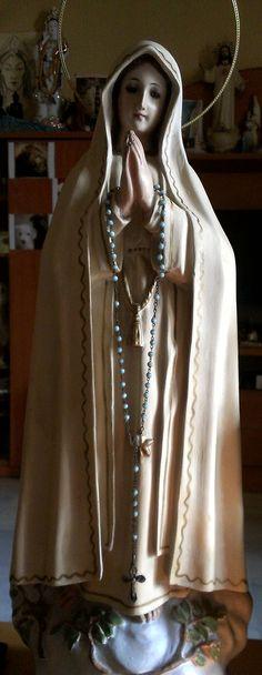 Virgen de Fátima de Olot.