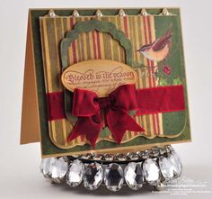 Blessed Is The Season (and a Winner) » Quietfire Design » Spellbinders » Amazing Paper Grace