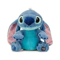 Stitch Plush Toy ($17) ❤ liked on Polyvore featuring fillers, stuffed animals, accessories, disney and other