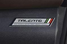Une édition limitée Squadra pour le Fiat Talento - Toute l'actualité Fiat sur Gocar.be