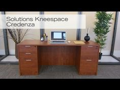 Kneespace Credenza | National Business Furniture