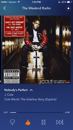 J Cole - Nobody's Perfect