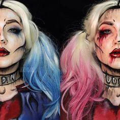I am stoke to see #SuicideSquad in the big screen. I can't definitely wait to sport my #HarleyQuinnmakeup. Be in trend and be your favorite DC universe character come screening time. We got you covered with #HarleyQuinn as we have one fun tutorial in our from @jordanhanz. Know the details by clicking the link found in our bio. http://ift.tt/2amwdLk