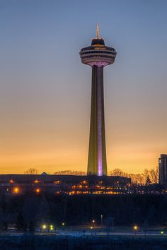 The Skylon Tower by Mark Papke. Click on the picture if interested in buying prints.