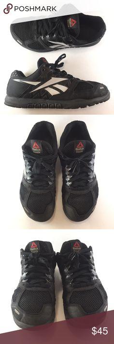 0db8140b9997 Reebok Men s CrossFit Nano 2.0 Black Gray Size 10