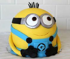 Br. 1 #despicableme, #torta, #minions