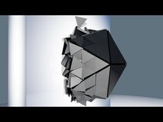 Cinema 4d Tutorial - How to Shatter a Dynamic object in Cinema 4d - YouTube
