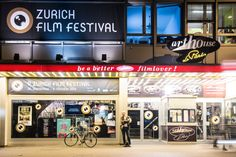 The Zurich Film Festival presents the most promising new filmmakers from around the globe and promotes the exchange of ideas between established film workers, creative talent and the public.