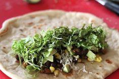 メキシカンブリトー - マイティの Awesome Cooking Seaweed Salad, Grains, Rice, Cooking, Ethnic Recipes, Food, Kitchen, Essen, Meals