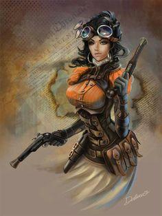 lady mechanika - Google Search