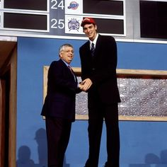 Los primeros pasos de Pau Gasol en la NBA