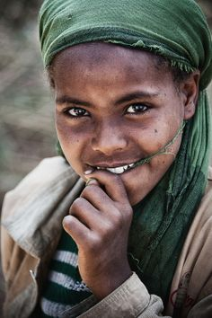 Ritratti d'Etiopia # 3 Photo by Paolo Scarano -- National Geographic Your Shot