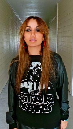#StarWars #Leather