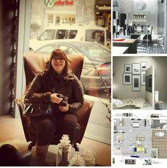 Denise Curti - la ns prima Interior Designer!