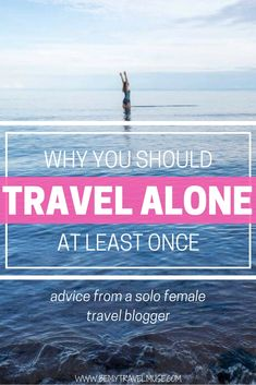 travel alone Why is it so important to travel alone at least once in your life Can you really find yourself through traveling solo Here are my answers ///// Solo Female Travel Solo Travel Tips, Europe Travel Tips, Travel Advice, Travel Quotes, Travel Destinations, Traveling Tips, Travel Info, Travel Hacks, Budget Travel