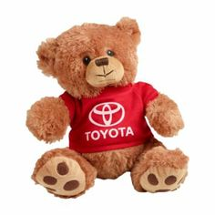 Patches the Bear Stuffed Animal, Steet Toyota Scion of Johnstown, NY 310 N. Comrie Ave
