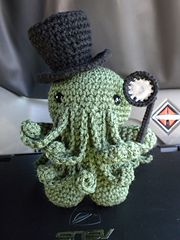 Ravelry: prettythumper's Sophisticated Cthulhu