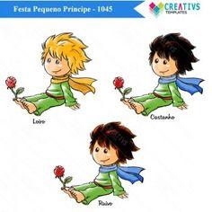 Kit Festa Pequeno Príncipe mod:1045