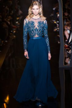 Elie Saab Fall 2015 Ready-to-Wear - Collection - Gallery - Style.com