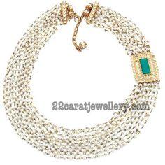 Jewellery Designs: Basara Pearls