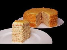 TORT PE TIGAIE | Reghina Cebotari - YouTube Romanian Desserts, Cornbread, Vanilla Cake, Paste, Sweets, Ethnic Recipes, Youtube, Cakes, Pancakes