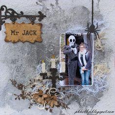 Scrap Made in Touraine: Mr Jack