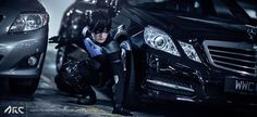 Nightwing Young Justice Cosplay by Liui by liui-aquino on DeviantArt Liui Aquino, Nightwing Young Justice, Nightwing Cosplay, Bob Kane, George Perez, Detective Comics, Teen Titans, Gotham, Robin