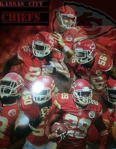 104 Best Kansas City Chiefs images  a4dccb2ee74
