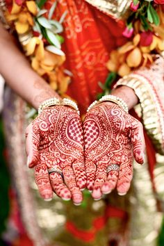 "Custom ""love heart"" henna. henna by www.hennalounge.com. photo by www.gertrudeandmabel.com"