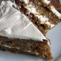 11 Decadent Dairy-Free Birthday Cake Recipes: Carrot Cake
