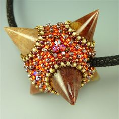 Wonderful beaded things by Laura Mc Cabe