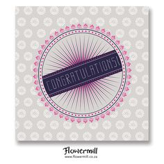 Congrats Rossette Pop Up, Shop, Cards, Popup, Maps, Playing Cards, Store