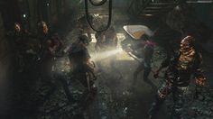 resident evil revelations 2 wallpaper games