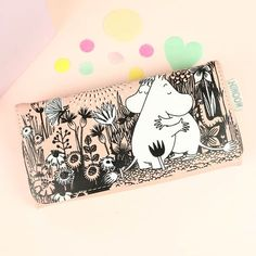 Disaster Designs Moomin Love Wallet Disaster Designs c39e47c32d