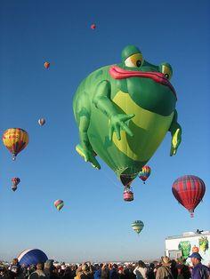 Albuquerque Balloon Fiesta | Albuquerque Balloon Fiesta 2004 | Flickr - Photo Sharing!