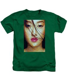 Kids T-Shirt - Oriental Expression 0701