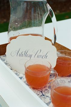 Chatham Artillery Punch