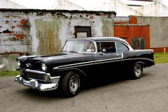 """56 Chevy Bel Air"