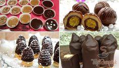 18 fantasztikus sütés nélküli karácsonyi desszert, édesség