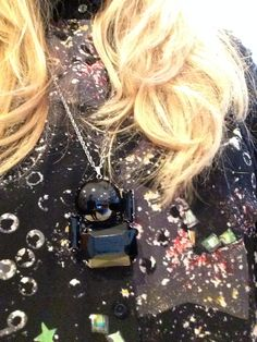 #space #statementnecklace  statement necklace
