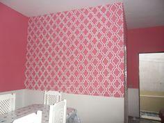 como fazer stencil estencil pintar parede download moldes