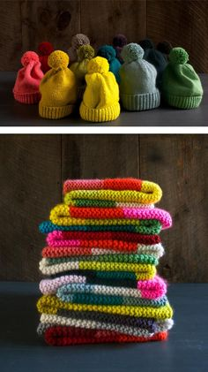 DIY Holiday knitting projects