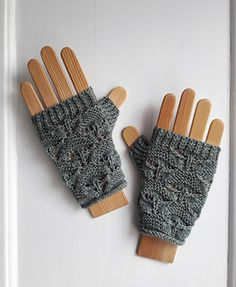 Ravelry: Mushroom mitts pattern by Anni Howard Fingerless Mitts, Garter Stitch, Arm Warmers, Ravelry, Knitting Patterns, Stuffed Mushrooms, Stockings, Allotment, Stitches